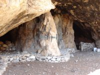Lesser Cyclades - Iraklia  - Path 3  - Poliphimo's Cave
