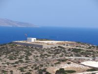 Lesser Cyclades - Iraklia  - Helicopter Port