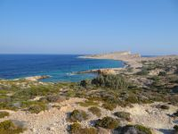 Lesser Cyclades - Donoussa - Path 1 - Lake