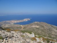 Lesser Cyclades - Donoussa - Papa's Top