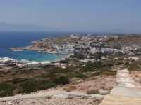 Lesser Cyclades - Donoussa - Stavros