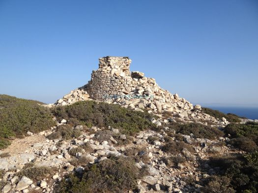 Lesser Cyclades - Donoussa - Upper Windmill