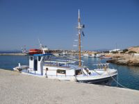 Lesser Cyclades - Donoussa - Tourist Boat