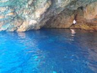 Lesser Cyclades - Donoussa - Seal Cave
