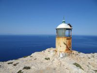 Lesser Cyclades - Donoussa - Kaotaritisa - Lighthouse