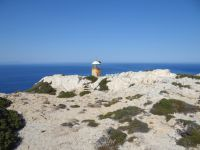 Lesser Cyclades - Donoussa - Kaotaritisa - Path to Lighthouse