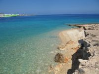Lesser Cyclades - Kato Koufonissi - Beach After Panagia (7)