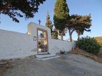 Dodecanese - Lipsi - Cemetary