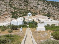 Dodecanese - Lipsi - The Five Martyrs