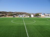 Dodecanese - Lipsi - Soccer Field