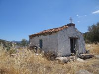 Methana - Agios Nikolaos Church
