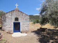Methana - Agios Georgios Church