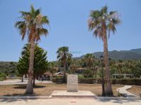 Methana - Agios Georgios - War Memorial