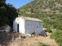 Methana - Agia Sotira Church