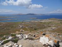 Cyclades - Delos - Top (Sanctuary of Zeus and Athena)