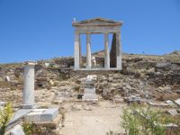Cyclades - Delos - Sanctuary of the Syrian Gods