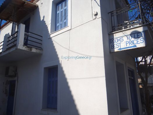 Argosaronikos- Poros-Rooms to let