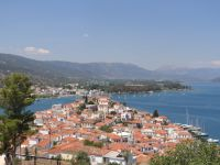 Poros -View from Agios Athanasios