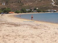 Avlomonas beach in Livadi