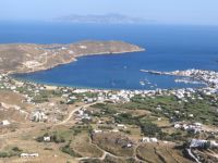 Panoramic view of Livadi