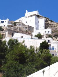 View of Pano Chora