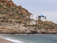 Cyclades - Serifos - Saint Saviour