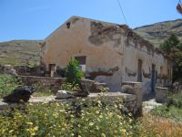 Cyclades - Serifos - Megalo Livadi - Old Police Building