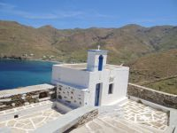 Cyclades - Serifos - Avessalos - Mountain Virgin Mary