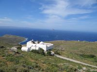 Cyclades - Serifos - Holy Archangels Monastery