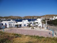 Cyclades - Serifos basketball court