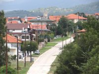 View of Agistro village close to the greek-bulgarian borders