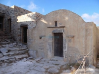 The rare monument of the Roman Period, Episkopi in Sikinos