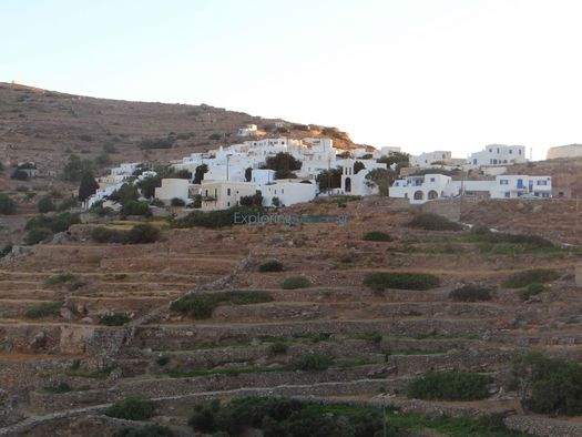 The second village of Chora, Chorio