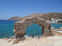 Cyclades - Sikinos - Alopronoia - Stone Building