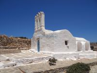 Cyclades - Sikinos - Alopronoia - The Virgin Mary
