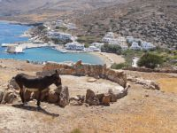 Cyclades - Sikinos - Alopronoia - Threshing Floor