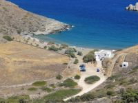 Cyclades - Sikinos - Saint George Beach