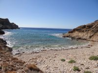 Cyclades - Sikinos - Saint Panteleimon Beach