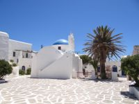 Cyclades - Sikinos - Kastro - Church
