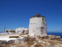 Cyclades - Sikinos - kastro - Wind Mill