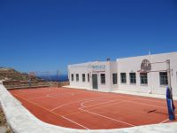 Cyclades - Sikinos - High School