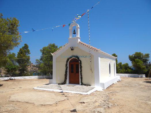 Eg Agia Marina Ekklhsia Attikh Spetses