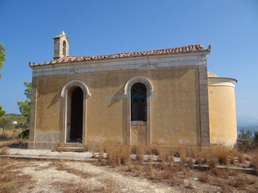 Mirtidiotissa Church - Chara Estate