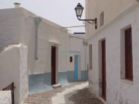 One of the alleys of Ano Syros