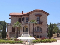 The Tsiropina mansion in Posidonia