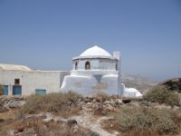 Cyclades - Santorini - Pyrgos - Dormition of the Virgin Mary