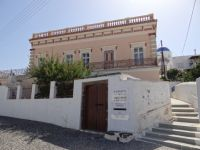 Cyclades - Santorini - Messaria - Argiros Mansion