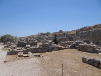 Cyclades - Santorini - Ancient Thira - The Agora