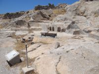 Cyclades - Santorini - Ancient Thira - Sanctuary of Egyptian Gods