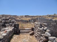 Cyclades - Santorini - Ancient Thira - Private House